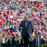 Party Leader and Prime Minister Recep Tayyip Erdogan