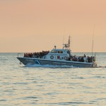 NGOs Armada operating off the coast of Libya