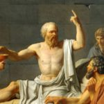 photo: The Death of Socrates